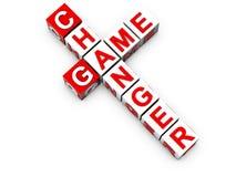 Game Changer Royalty Free Stock Photos