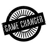 Game changer stamp Royalty Free Stock Images