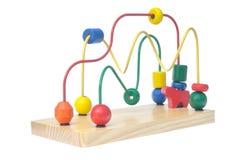 Game for children. Educational game for children against white background Stock Photos