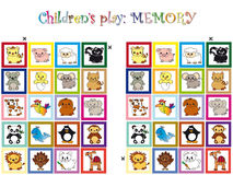 Game for children Stock Photo