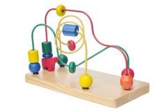 Game for children. Educational game for children against white background Stock Images