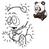 Game for children. Vector Illustration of Game for children find differences - Panda Stock Photos