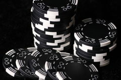 Game chips Stock Photo