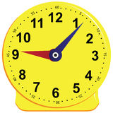 Game clock Royalty Free Stock Images