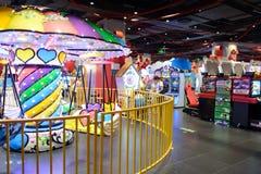 Game club interior Stock Images