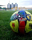 Game. Colombia Golty stadium Royalty Free Stock Photos
