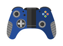 Joystick Videogame Controller Vector Illustration Royalty Free Stock HD Wide Wallpaper for Widescreen