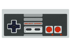 Game controller royalty free illustration