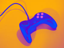Game Controller Abstract Stock Photo