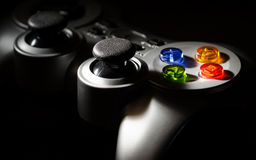 The game controller Royalty Free Stock Photos