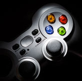 The game controller Royalty Free Stock Photography
