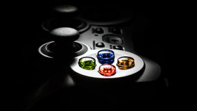 Game controller Royalty Free Stock Photography