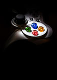 Game controller Royalty Free Stock Photo
