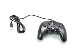 Game controller isolated on white background Royalty Free Stock Image