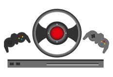 Game controller set Stock Photography