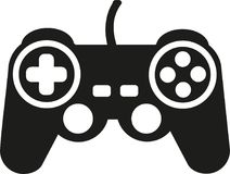 Free Game Controller Vector Royalty Free Stock Image - 107166586