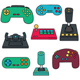 Game controller Stock Image