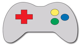 Game Controller Stock Photography