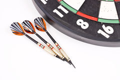 Game of Darts Royalty Free Stock Image