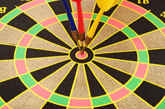 Game darts Stock Photo