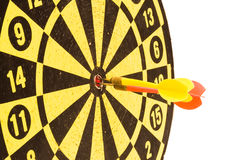 Game of Darts Stock Photography