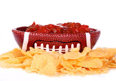 Game Day Snacks Stock Photography