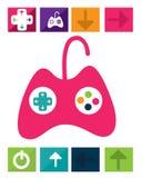 Game design Stock Photos