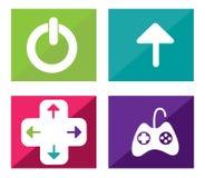 Game design Royalty Free Stock Image