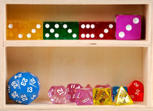 Game Dice royalty free stock photo