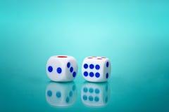 Game dice Stock Photo
