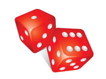 Game dices Stock Photo