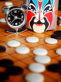 The game of go Royalty Free Stock Photography