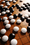 Game of go Royalty Free Stock Images