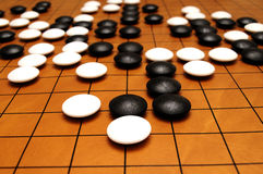 Game of go Stock Images