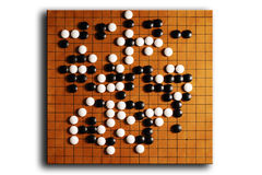 Game of go Stock Image
