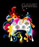 Game illustration Royalty Free Stock Photography