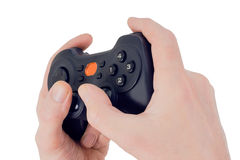Game joystick Stock Photos