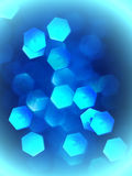 Game  light. An abstract background Royalty Free Stock Photography