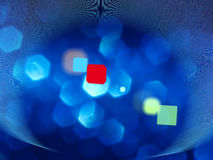 Game  light. An abstract background Stock Photography