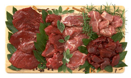 Game meat Royalty Free Stock Photo