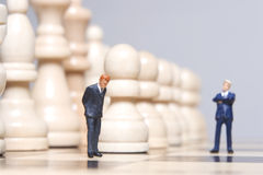 Game Of Business Stock Images