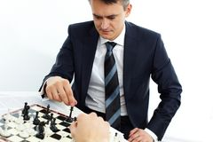 Free Game Of Chess Stock Photo - 25443500