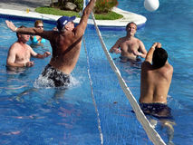 Free Game Of Water Polo Stock Photo - 58530