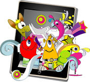 Game pad Stock Photo