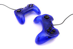 Game pads Stock Photo