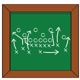 Game plan Stock Images