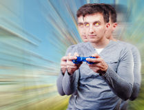 Game play Stock Image