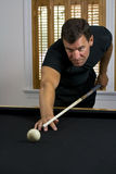 Game of pool Stock Photos