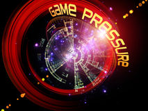 Game Pressure Stock Photos