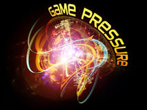 Game Pressure Stock Photography